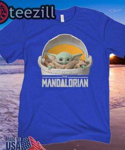 Baby Yoda 'Mandalorian' Merch Is Here T-shirt