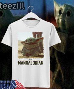 Baby Yoda Mandalorian The Child Shirts