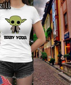 Baby Yoda The Mandalorian TShirt