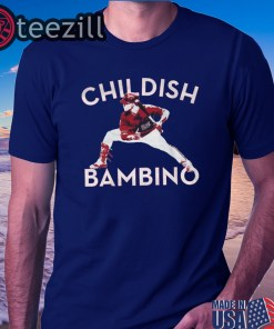 CHILDISH BAMBINO JUAN SOTO SHIRT