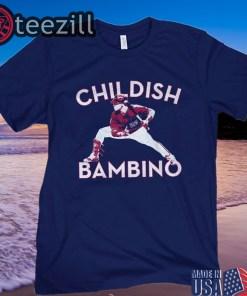 CHILDISH BAMBINO JUAN SOTO SHIRTS