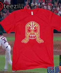 George Kittle 85 Lucha Mask T-Shirt