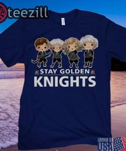 Golden Girls Stay Golden Knights Tshirt