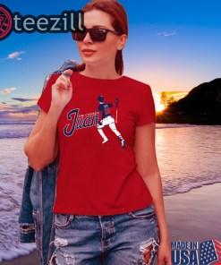 Juan Soto Tee The Chosen Juan Shirt