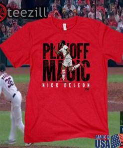 Playoff Magic Nick Deleon MLSPA TShirt