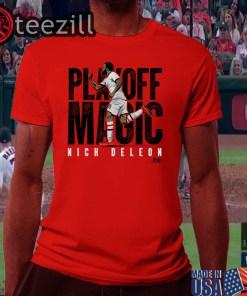 Playoff Magic Nick Deleon MLSPA TShirts