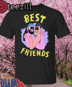 Trent Chuck Best Friends Hug Shirt Limited Edition
