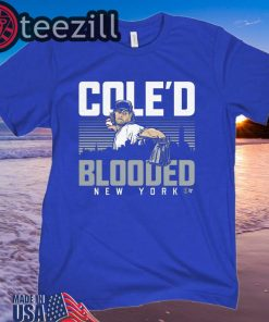 Cole'd Blooded Bronx Shirt Men' Women's and Kids