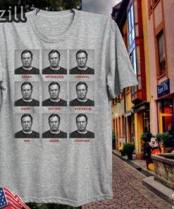 Faces of Bill Shirt