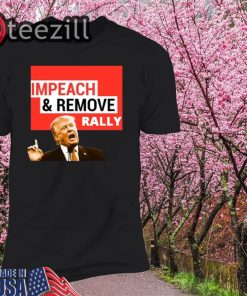Impeach Remove Impeachment Eve T-Shirt