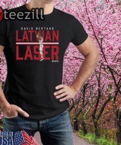 Latvian Laser - Davis Bertans Shirt