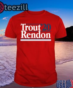 Mike Trout Anthony Rendon 2020 Shirt Classic T-Shirt