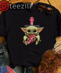 Unisex Baby Yoda Kenworth Shirt