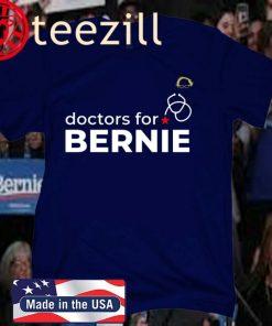 Doctors For Bernie T-Shirt