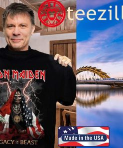 Iron Maiden Legacy Of The Beats Shirt