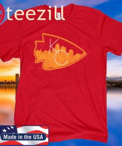 Kansas City Arrowhead T-Shirt