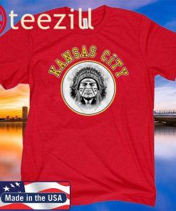 Kansas City Football Vintage Retro Chief Missouri Shirt