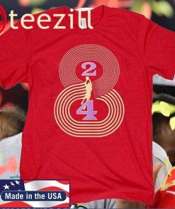 Kobe Bryant 2020 Forever 824 Kobe Bryant Shirts