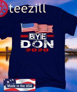 American Bye Don Anti Trump Joe Biden 2020 Shirt