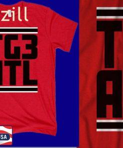Atlanta Football Fans Need This TG3 Shirt