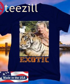 Joe Exotic For Governor T-Shirt Limited Edition