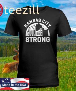 Kansas city strong shirt