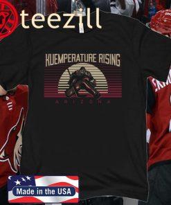 Kuemperature Rising Shirts