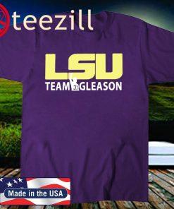 LSU - TEAM 37 GLEASON SHIRT