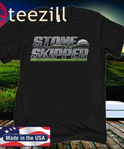 Stone Skipper Shirt - The Ocho TShirt