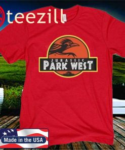 Jurassic Park West T-Shirt UTSA Soccer Athletics