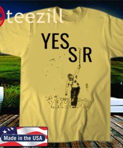 "Nicklaus ""Yes Sir"" 1986 Masters Shirt"