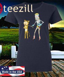 Rick And Morty Joe Exotic Tiger King USA T-Shirt