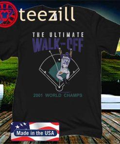 Luis Gonzalez The Ultimate Walk Off 2001 World Champs 2020 Shirt