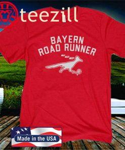 Bayern Road Runner German Soccer 2020 T-Shirt