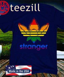 LGBT Adidas Stranger Things Classic T-Shirt