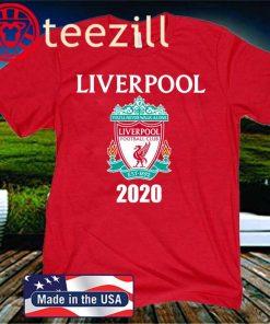 Liverpool FC Sports Club 2020 T-Shirt
