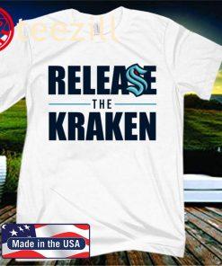 Release The Kraken 2020 Shirt