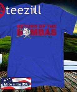 Return of the Bomba Squad Minnesota 2020 Shirt