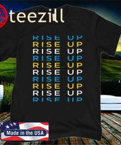 Rise Up Stop Human Trafficking 2020 Shirt