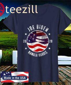 Biden Harris Election 2020 Vote US T-Shirt