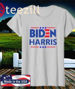 Joe Biden Kamala Harris VP President Vice 2020 Election Gift T-Shirt