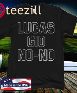 LG NO-NO TEE SHIRT