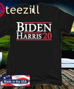 Logo Joe Biden Kamala Harris 2020 Liberal Shirt