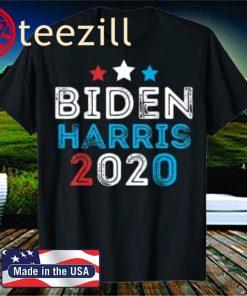 Retro Biden Harris 2020 Joe Biden Kamala Harris 2020 T-Shirt