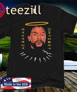 Rip Chadwick Boseman (1977-2020) Wakanda Forever T-Shirt