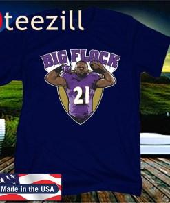 Mark Ingram Big Flock 21 T-Shirt