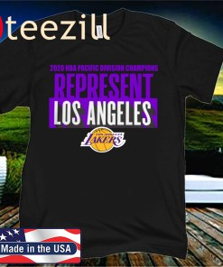 REPRESENT LOS ANGELES 2020 SHIRT