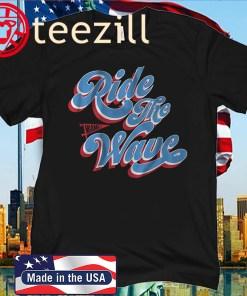 Ride the Wave Shirt - Miami Baseball 2020