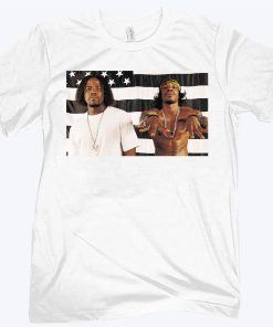 Big Boi And Andre 3000 Of Outkast T-Shirt