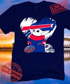 Bayby Yoda Buffalo Bills AFC champions Shirt, Cha NFL Bills Eastmps shirt, Unisex Football Josh Allen, Gift for men and women, Buffalo Billsff